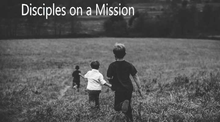 Disciples on a Mission – How to Bring Healing to Others