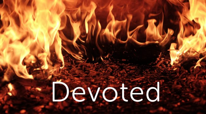 Devoted to Your Calling